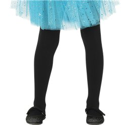 Black Tights - Child 5-9 Years