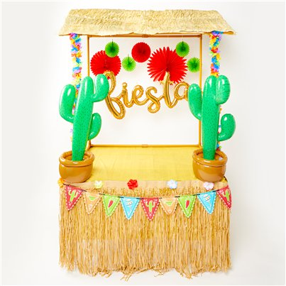 Deluxe Mexican Tiki Bar Kit