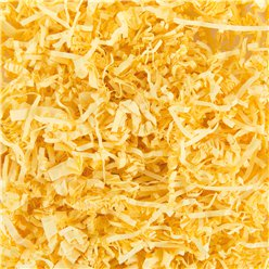 Yellow Shredded Tissue Paper - 56g