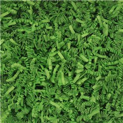Lime Green Shredded Tissue Paper - 56g