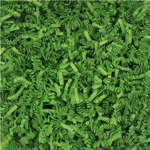 Lime Green Shredded Tissue Paper
