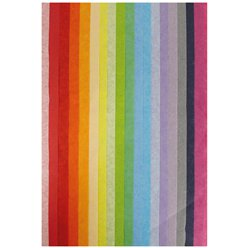 Rainbow Tissue Pack - 20 sheets