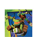 Ninja Turtles Beverage Napkins - 2ply Paper