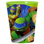Ninja Turtles Plastic Favour Cup - 455ml