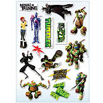 Ninja Turtles Sticker Strips
