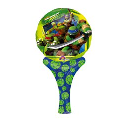 Ninja Turtles Balloon - 12'' Foil