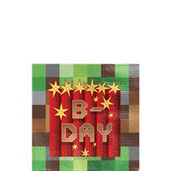 TNT Party Beverage Napkins - 25cm
