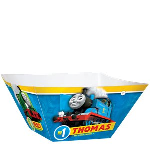 Thomas the Tank Engine Paper Treat Bowls