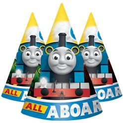 Thomas the Tank Engine Paper Cone Hat