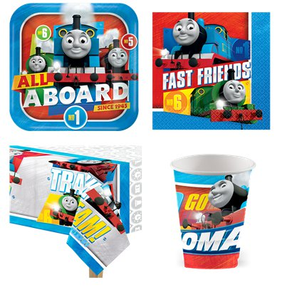 Thomas The Tank Engine Value Party Pack