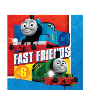 Thomas the Tank Engine Napkins - 33cm