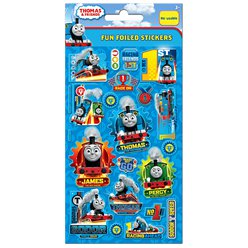 Thomas the Tank Engine Foil Stickers