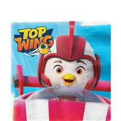Top Wing Lunch Napkins - 33cm