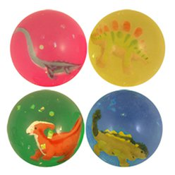 Dinosaur Bouncy Ball