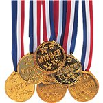 Winner Award Medals