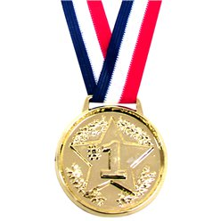 Football Award Medal