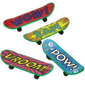 Mini Finger Skateboards