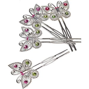 Butterfly Hairpin