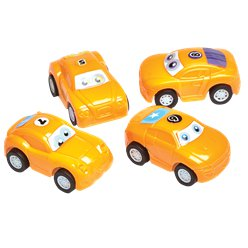 Mini Pull Back Racers