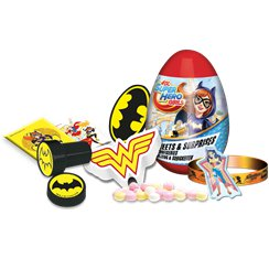 DC Super Hero Girls Suprise Egg