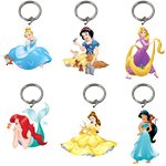 Disney Princess Key Ring