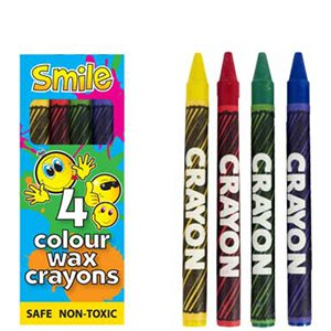 Smile Crayons