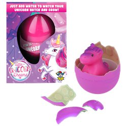 Hatchin' Unicorn Egg