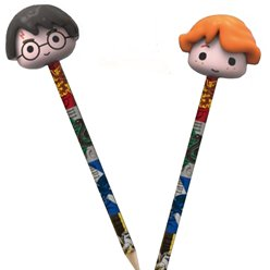 Harry Potter 3D Pencil Eraser Topper