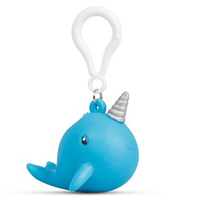 Spouting Narwhal Backpack Buddy
