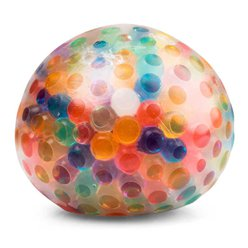 Rainbow Jellyball Squishy