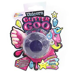 Unicorn Glitter Goo Putty