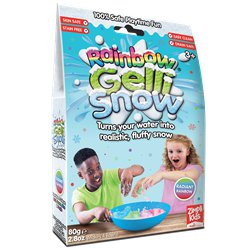 Rainbow Gelli Snow - 80g