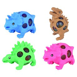 Dinosaur Squeeze Jelly Beads Toy