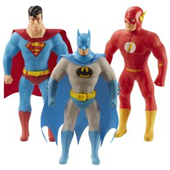 Justice League Stretchy Figures - 17.5cm