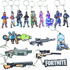 Fortnite Assorted Keychains (Toys)