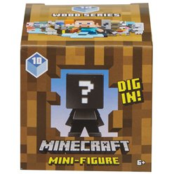 Minecraft Mini Mystery Figures