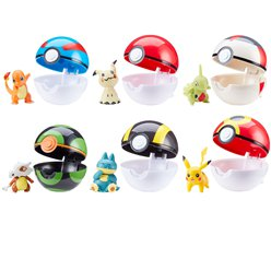 Pokemon Clip N Go PokeBall (Toys)