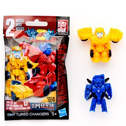 Transformers Tiny Turbo Chargers