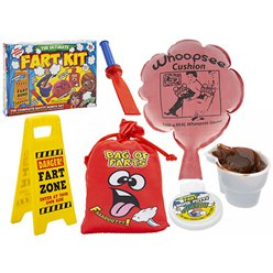 The Ultimate Fart Joke Kit