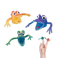 Finger Fright Monster - 4cm
