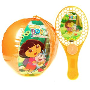 Dora the Explorer Bat & Ball