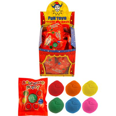 Bouncing Putty (60pk)