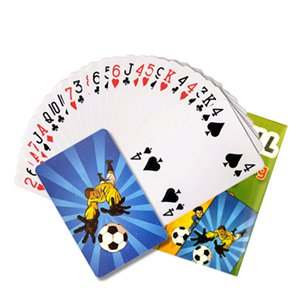 Mini Football Playing Cards
