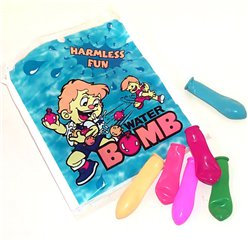Water Bombs