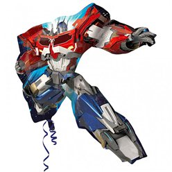 "Transformers Prime SuperShape Balloon - 35"" Foil"