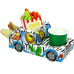 Jungle Safari Combi Food Tray - 24cm long
