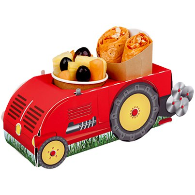 Tractor Combi Food Tray - 28cm long
