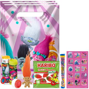 Trolls Party Bag Kit