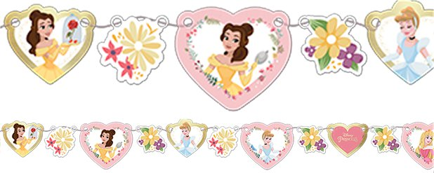 Disney True Princess Garland Kit - 2m