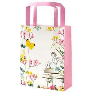 Truly Fairy Paper Treat Bags 19cm